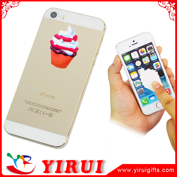3d cell phone screen sticky cleaner