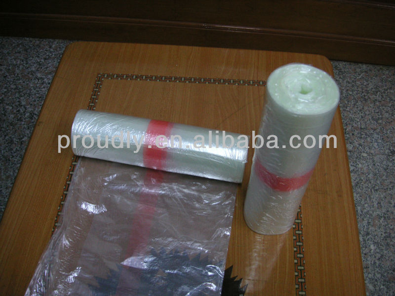 Hospital Water Soluble Laundry Bag for Infection Control