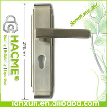Safe double door locking hardware and kitchen accessories
