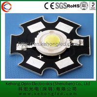 China popular round 1W 850nm IR led various color and size