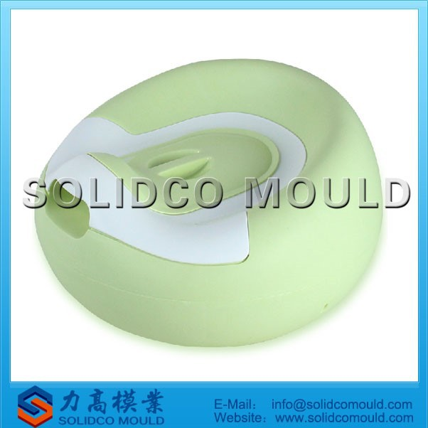 cheap plastic baby toilet seat mould, injection moulds for toilet seat, injection mold