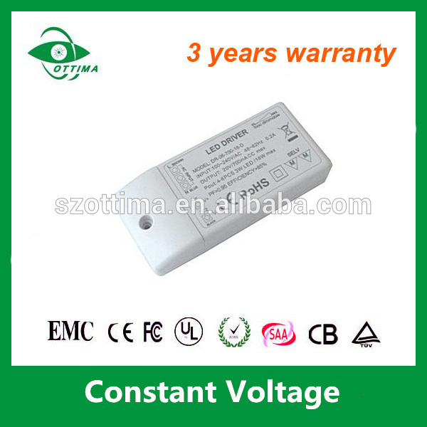 Manufacturer CE RoHS constant voltage single output switch mode power supply 12v 6700A 80W