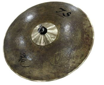 Chinese cymbals black B20 TS cymbals for cymbals set