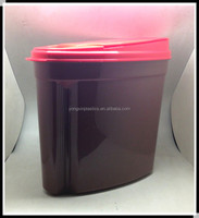 Hot Sale 6g plastic pet food container
