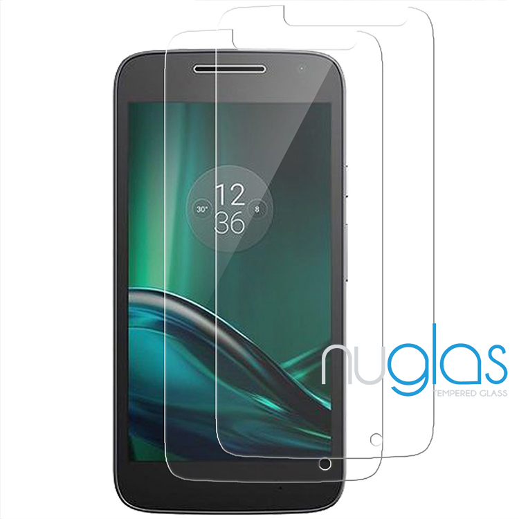 Mobile Phone Use In stock ! 9h 0.33mm Anti fingerprint tempered glass screen protector for Motorola Moto G4 G4 PLUS G4 play