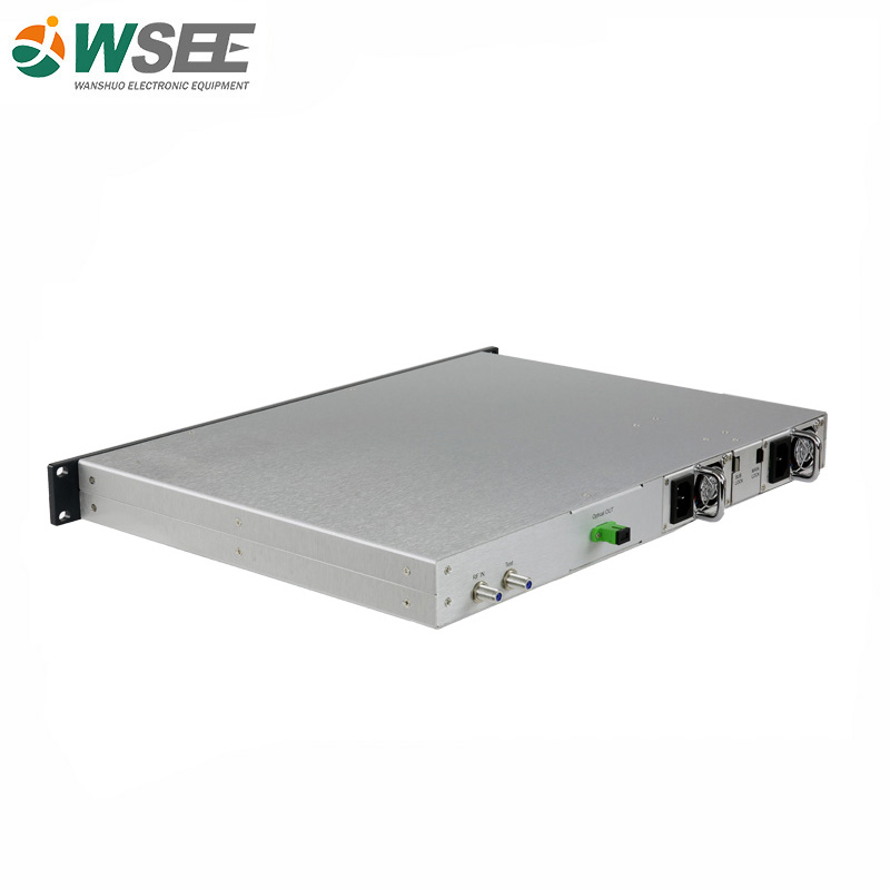 HFC network China 1550 cable tv transmitter