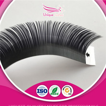 Best Eyelash Suppliers Mink Eyelashes Ellipse Flat Eyelash Extensions Private Label Flat Shape Lashes