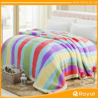 Outdoor Promotion Foldable candy stripe fabric