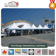 Outdoor aluminum Roof 20 ft x 40 ft Pagoda Party Tent