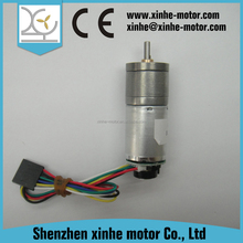25mm 100w 12v dc gear motor with gear box and gear reduction