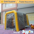 Portable Material Inflatable Tent For Car Parking