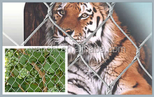 SS cable protection mesh/zoo enclosure wire mesh/animal netting