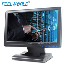 10 inch headrest monitor with touchscreen VGA Video Audio HDMI Ypbpr input