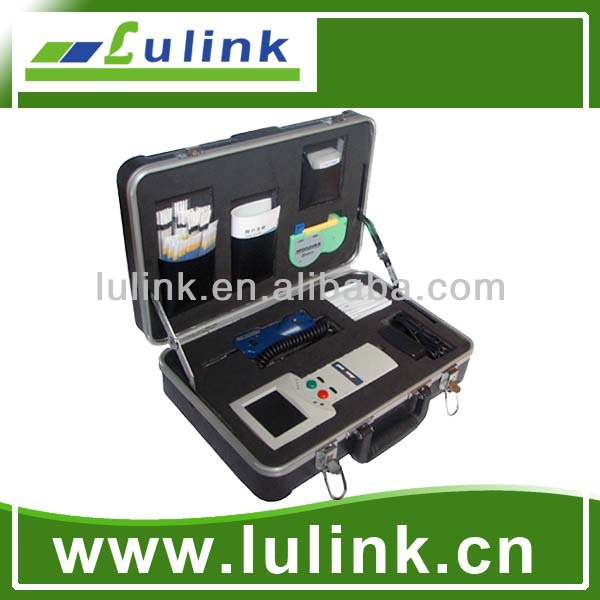 Deluxe Fiber Optic Inspection & Cleaning Tool Kit