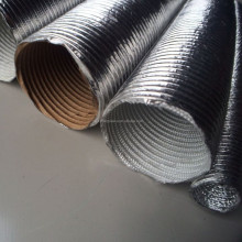 Aluminum Fiberglass Corrugated Pipe Brown Paper Corrugated Pipe