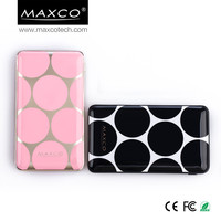 MAXCO 10000 mah power bank charger for smartphone, sumsung
