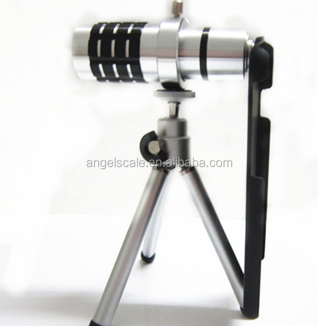 newest design 12X Optical Zoom Lens Mobile Phone Telescope for iphone 6 plus