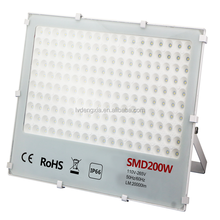 200W Ac driverless powerful 3030 smd led flood light led light to replace 1500w halogen light