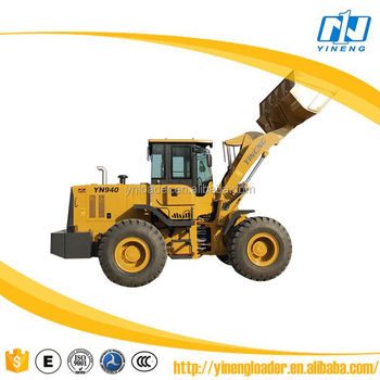 ZL40 Shovel 4 Ton for sale chinese new loader