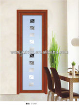 kitchen entry doors pvc casement door factory price