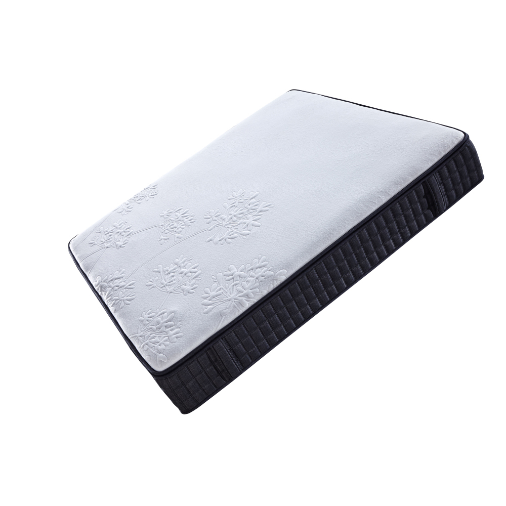 Comfortable twin size pocket spring mattresses with latex for beds - Jozy Mattress | Jozy.net