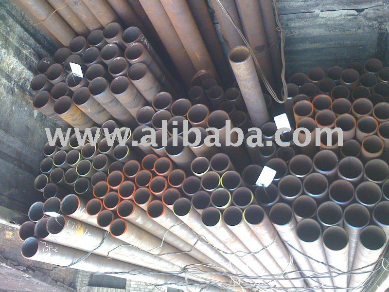Secondary seamless steel pipes, overrolings