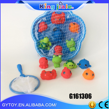 High quality cheap custom unique bath toys