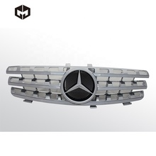 ABS Front Grill Grille Intake Grid for Mercedes Benz ML <strong>W164</strong>