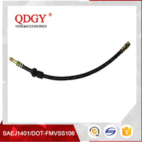dot approved front hydraulic brake hose assembly replacement