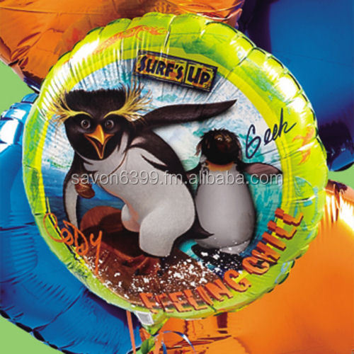Surfs Up Mylar Balloon, 1 pc(s)