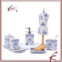 Fashion Ceramic Bathroom Accessory For Home