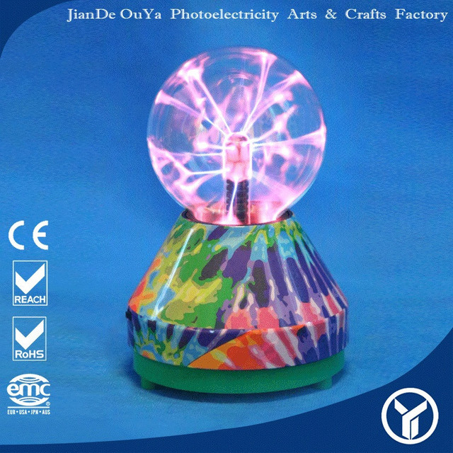 Wholesale products china plasma ball lamps for decoration