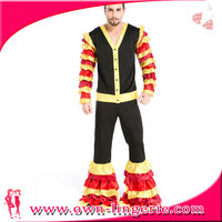 men dance costume for carnival festival,Halloween cosplay men men performance party dress costume
