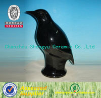 new style modern ceramic decorative woodpecker