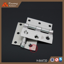 2.5 inch Stainless steel Unique door hinges for Tool box oem factory service
