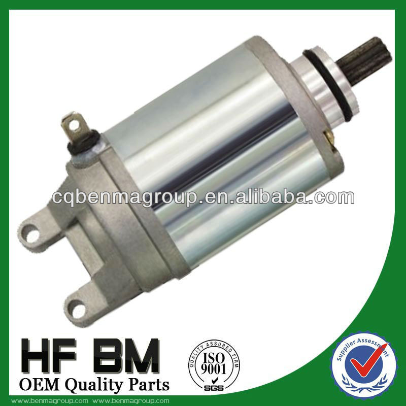 Top quality starter motor AN250 ,high performance starter motor for 50cc motorcycle ,Cheap starter motor also quality !