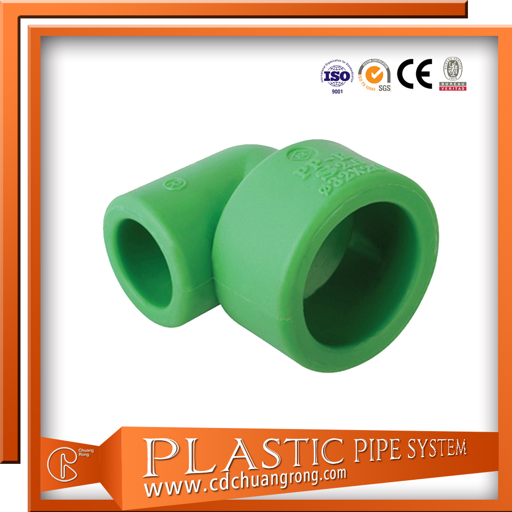 Green color ppr pipes and end cap fittings catalogue buy