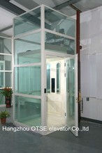 Automatic /manual home elevator lift with cheap residentail elevator price