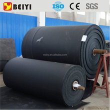 EP fabric rubber conveyor belt used for express transport system