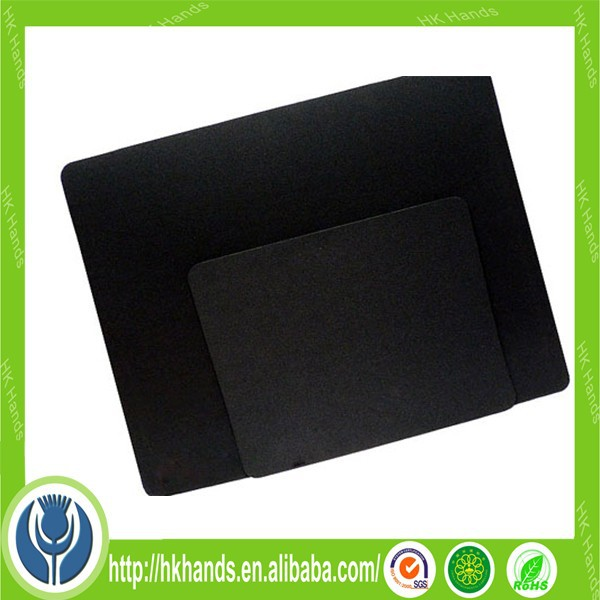 Promotion Offering OEM Rubber Blank Mouse Pad / DIY Mouse Pad / Computer Mouse Pad
