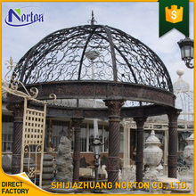 luxury wrought iron gazebos for sale NT--WI019J