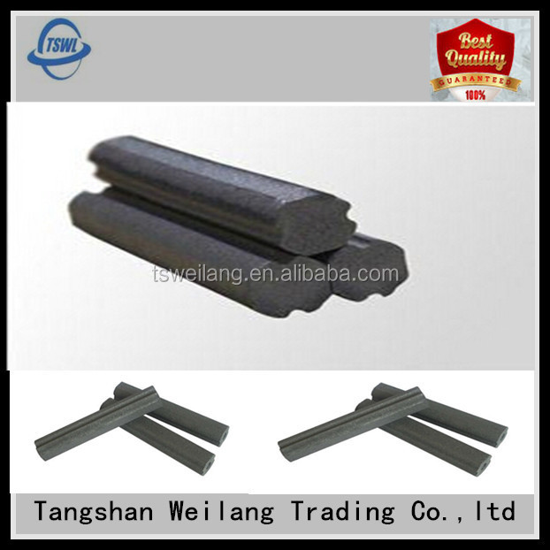 35*140mm soft ferrite impeder rods for high frequency welding pipe