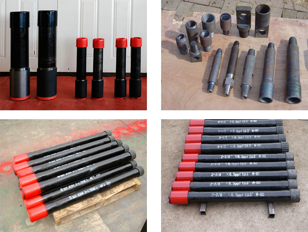 API 5ct casing and tubing pup joint for oilfield