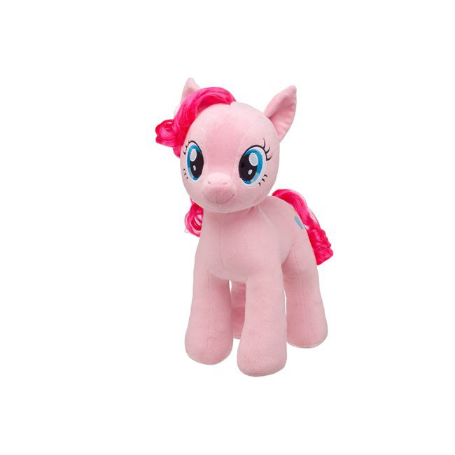Funny My Little Plush Pink Pony Toys For Kids