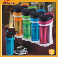 Hot sale on alibaba Best pod one cup coffee makers JC-C1A