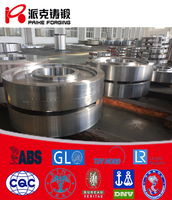 ASME/EN Forging parts for marine application