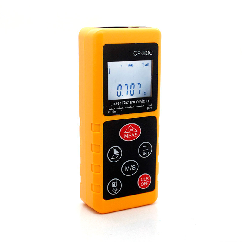 Leveling instruments distance measuring tool 80m mini laser distance meter prices