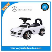 Liscensed Mercedes-Benz Push Ride on Car for Kids Baby Racer