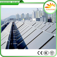 Energy Saving Stainless Steel Solar Water Heating Pool Solar Collector