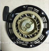 Generator spare parts recoil starter for 168F engine parts